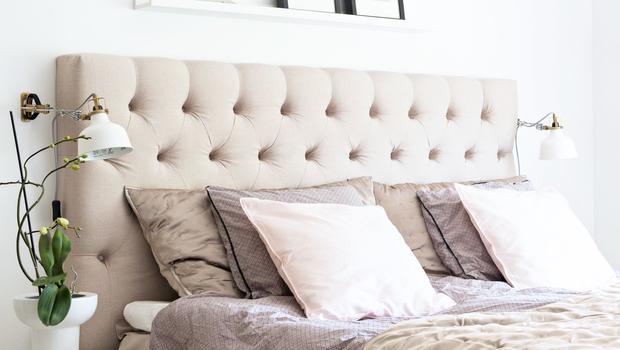 Têtes de lit royales