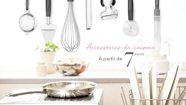 Des accessoires de cuisine