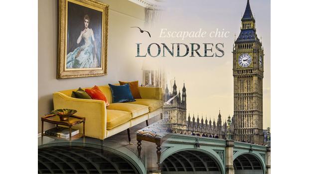 Escapade chic à Londres