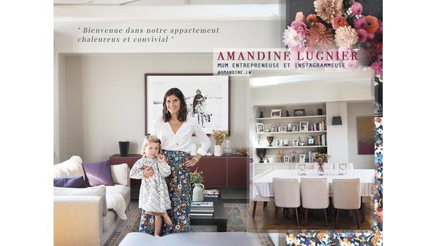 Visite privée chez Amandine lw