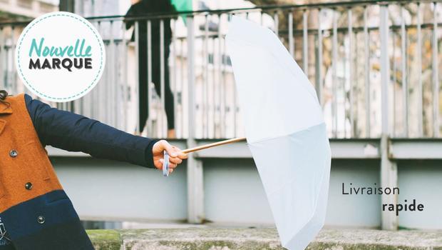 Anatole, parapluies urbains