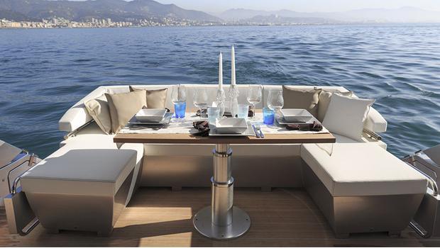Comme sur un yacht