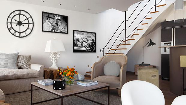Appartement d'architecte