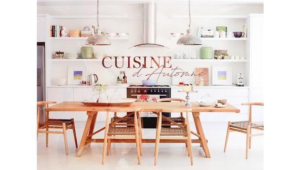 Une cuisine automnale
