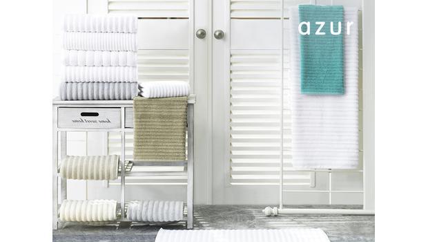 Azur : linge de bain