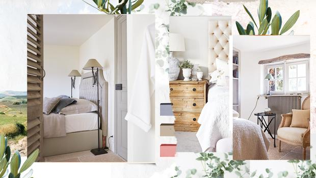 Une chambre provençale
