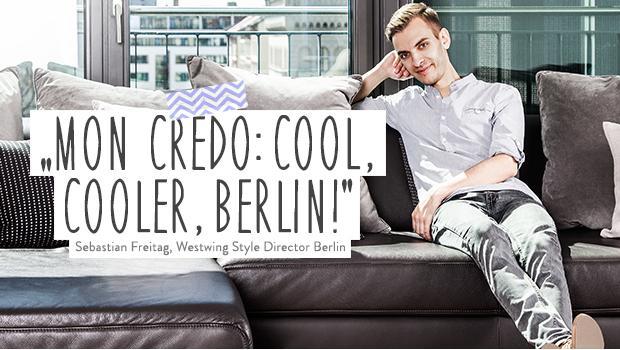 Berlin style journey - PRL