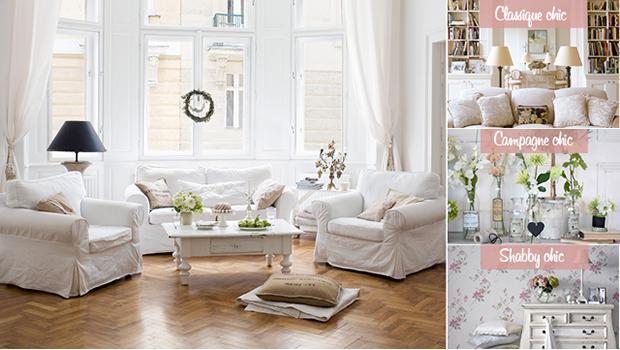 mobilier classique shabby