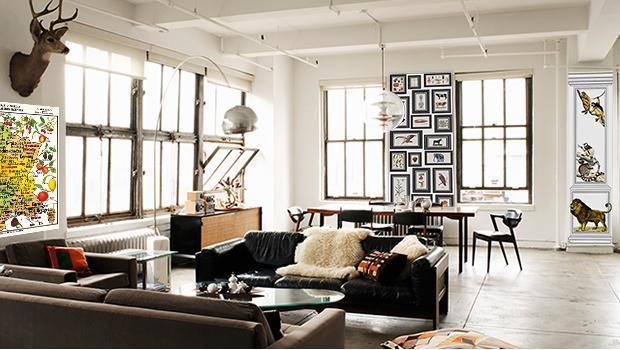 mobilier décoration table commode industriel indus