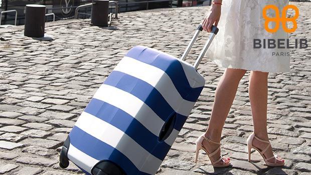 Housses de valise intelligentes