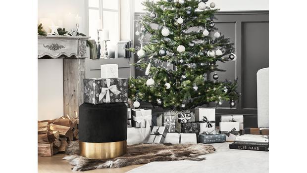 Un Noël black & white