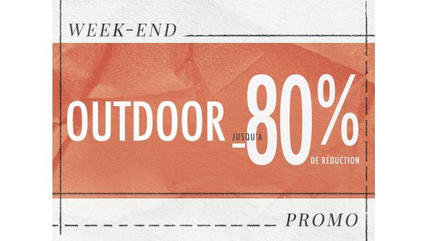 100% outdoor