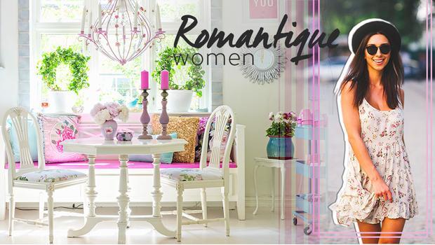 Un style romantique