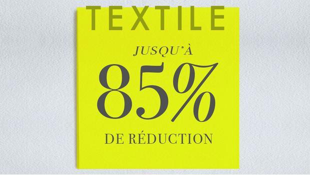 Le textile en déco