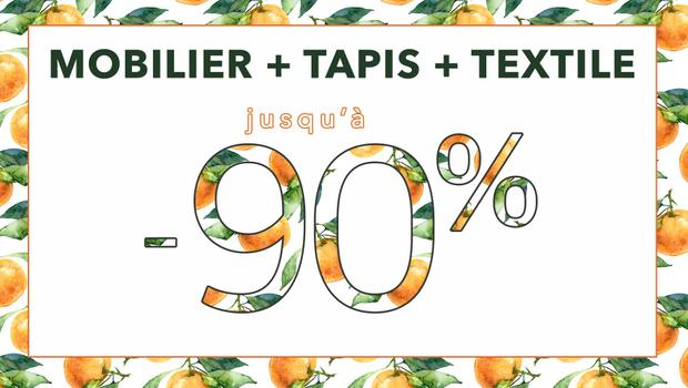 Mobilier + Tapis + Textile