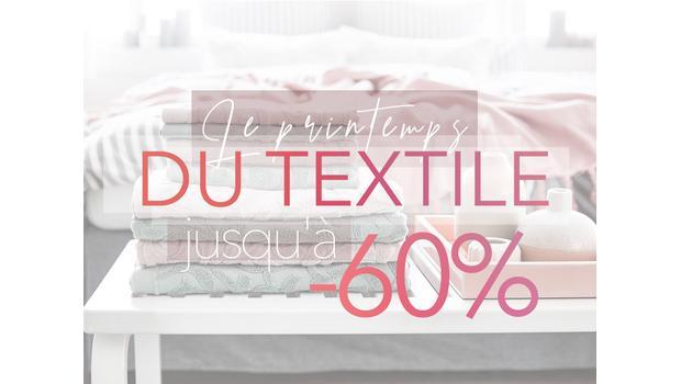 Le PRINTEMPS du textile