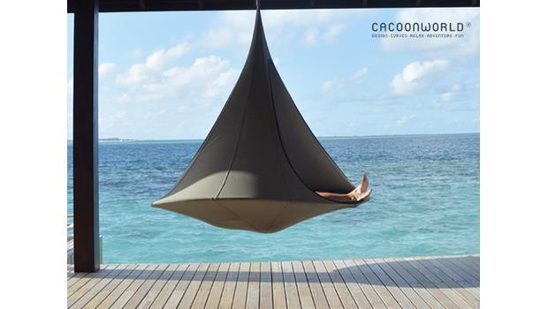 Tentes suspendues Cacoon