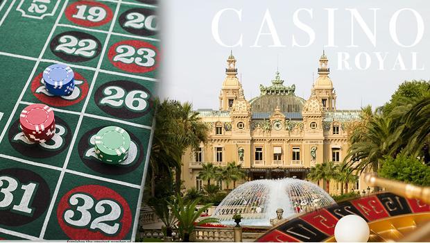 Une soirée au casino