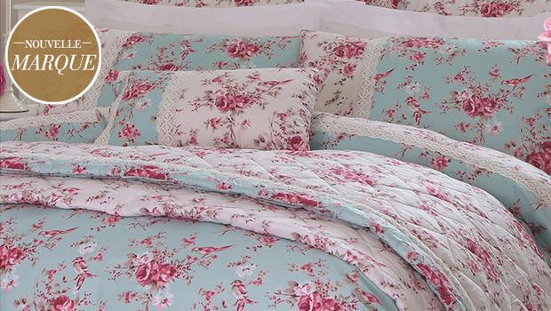 linge de lit housse de couette taie d'oreiller
