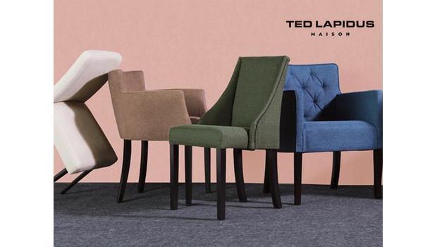 Chaises Ted Lapidus (FR)
