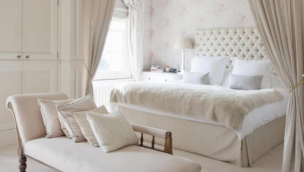 Chambre glamour
