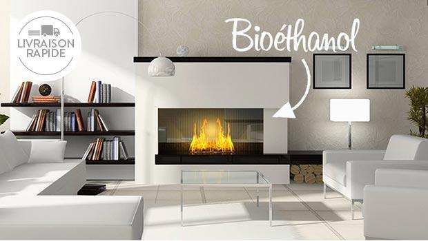 cheminée bio ethanol