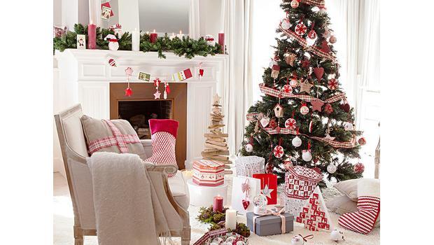 Un Noël rustique