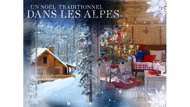 Un Noël dans les Alpes