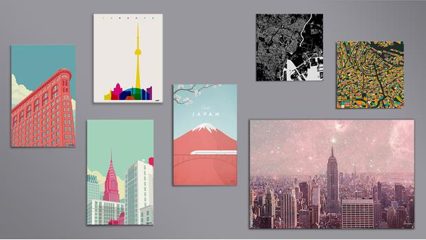 City & maps