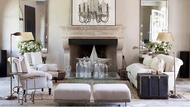 classique décoration d'intérieur