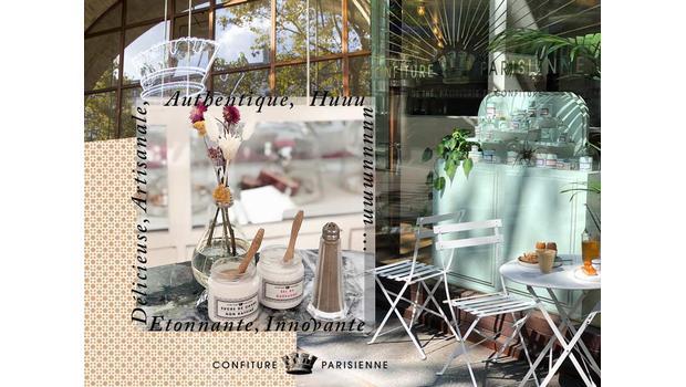 Chez Confiture parisienne