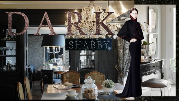 Dark Shabby
