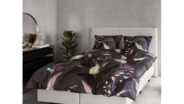 Linge de lit à la mode