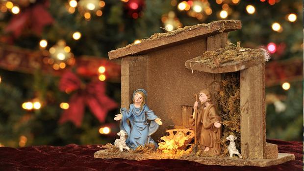 Crèches et figurines de Noël
