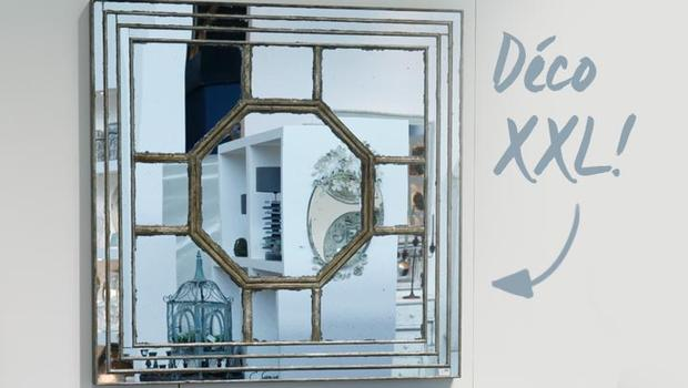 miroir vase XXL