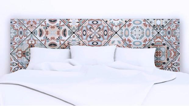 La tête de lit