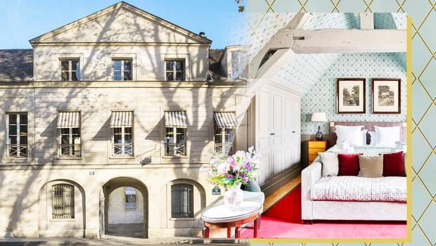 Inspiration Suites Parc Royal