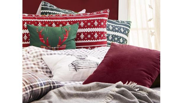 Textiles de Noël