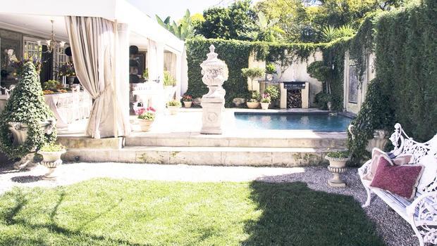Demeure et jardin