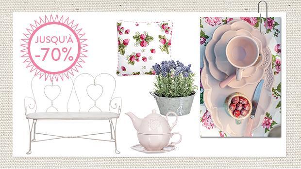 nappe fleurs