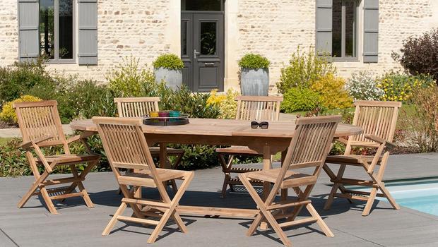 Nouveautés mobilier outdoor