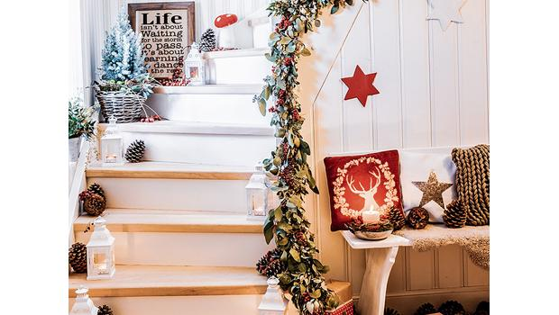 Dress your entryway