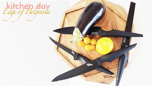Couteaux innovants de chef