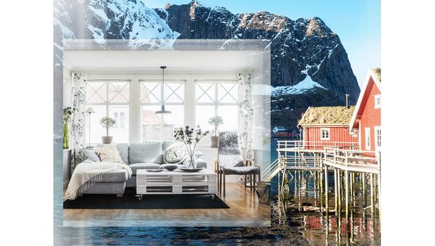 Une pause zen dans les fjords