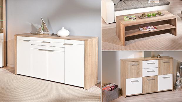 mobilier bois clair
