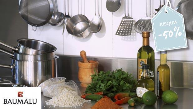 Ustensiles de cuisine de qualité