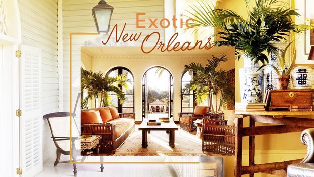 Un style Nouvelle-Orléans