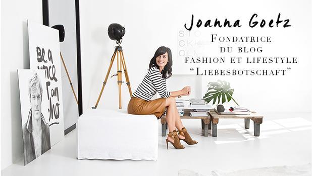 Comme chez Joanna Goetz