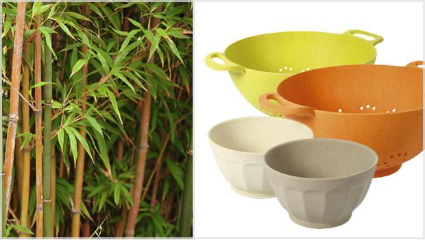 Fibre de bambou