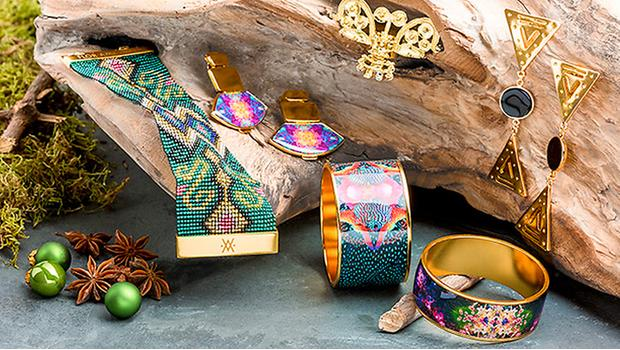 Bijoux Flor Amazona